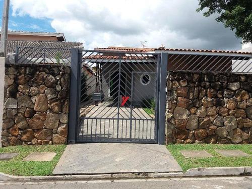 casa residencial à venda, vila esperia ou giglio, atibaia. - ca1159