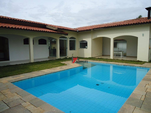 casa residencial à venda, vila esperia ou giglio, atibaia. - ca1329