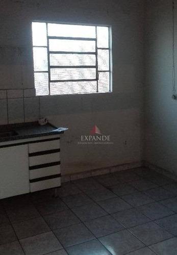 casa residencial à venda, vila falcão, bauru. - ca0269