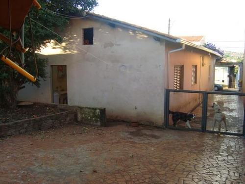 casa  residencial à venda, vila fascina, limeira. - codigo: ca0873 - ca0873