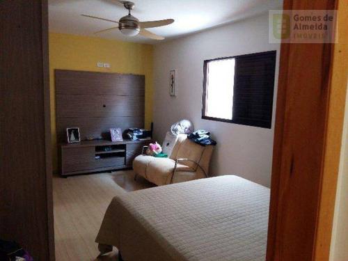 casa residencial à venda, vila floresta, santo andré - ca0181. - ca0181