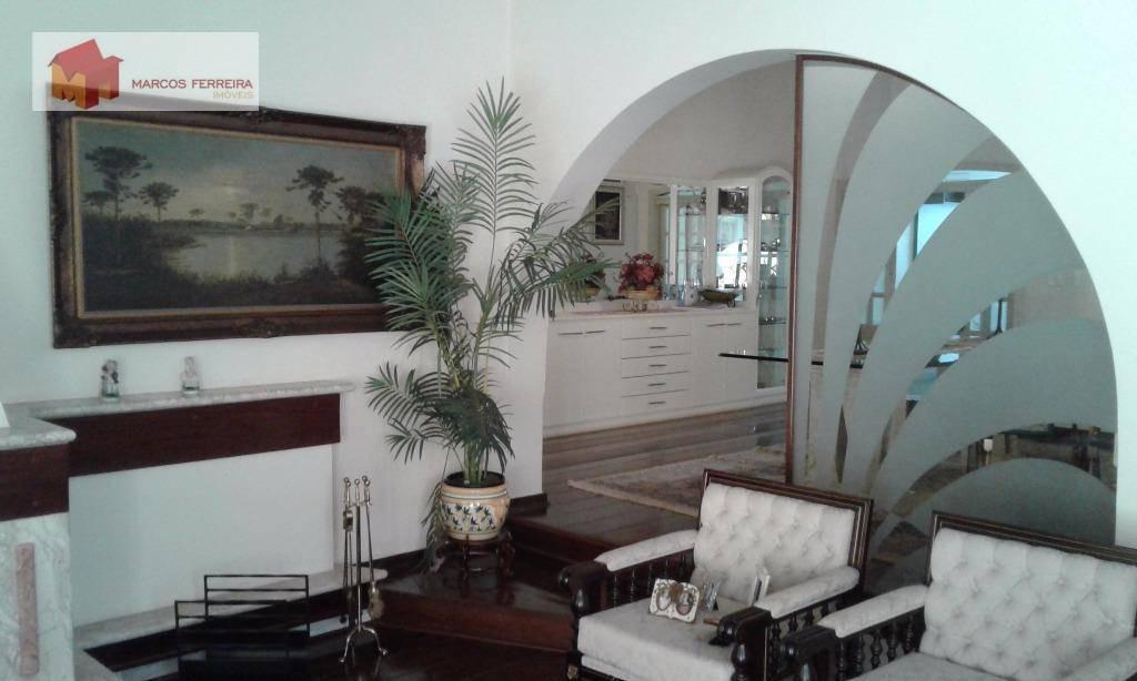 casa residencial à venda, vila frezzarin, americana. - ca0290