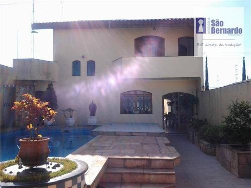 casa residencial à venda, vila galo, americana. - ca0319