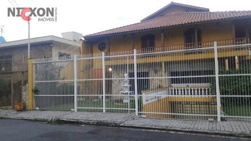 casa residencial à venda, vila galvão, guarulhos. - ca0295
