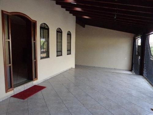 casa  residencial à venda, vila grego, santa bárbara d'oeste. - codigo: ca0617 - ca0617
