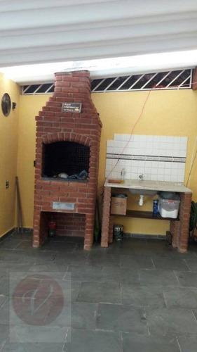 casa residencial à venda, vila guarani, santo andré - ca2818. - ca2818