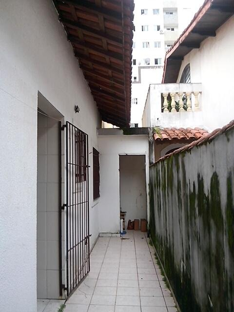 casa residencial à venda, vila guilhermina, praia grande. -