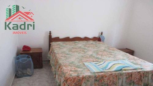 casa residencial à venda, vila guilhermina, praia grande. - ca0019