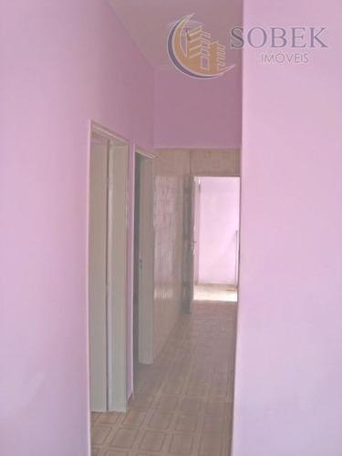 casa residencial à venda, vila guilhermina, praia grande - ca0214. - ca0214