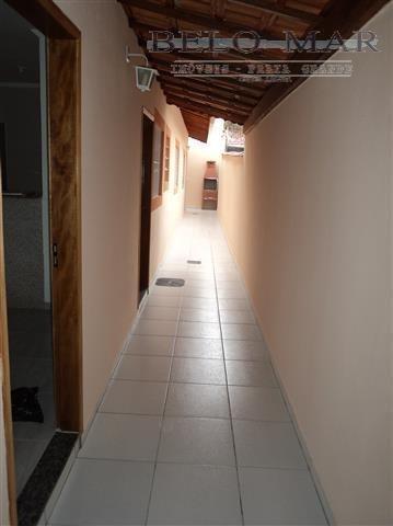 casa  residencial à venda, vila guilhermina, praia grande. - codigo: ca0040 - ca0040