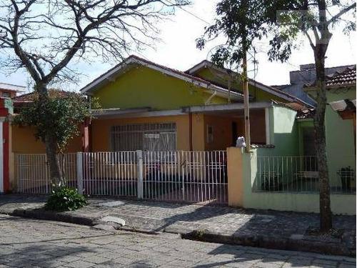 casa residencial à venda, vila homero thon, santo andré. - codigo: ca0264 - ca0264