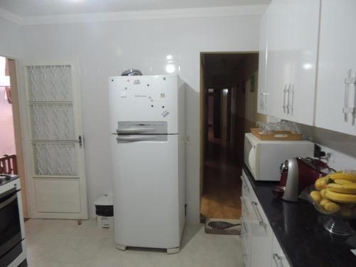 casa residencial à venda, vila industrial, piracicaba. - ca1305