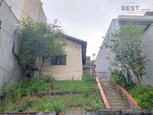 casa  residencial à venda, vila ipojuca, são paulo. - ca0043