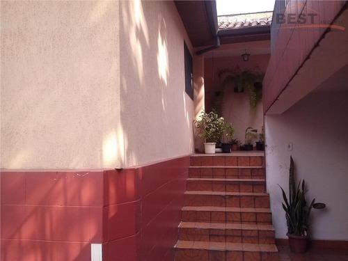 casa residencial à venda, vila ipojuca, são paulo. - ca0515