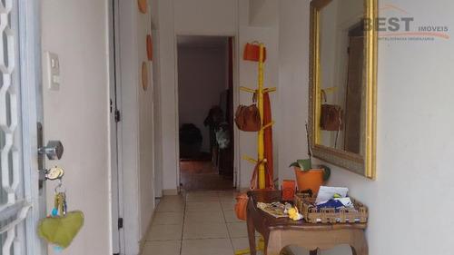 casa residencial à venda, vila ipojuca, são paulo. - ca0636