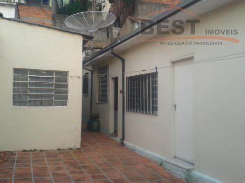 casa residencial à venda, vila ipojuca, são paulo. - ca0729