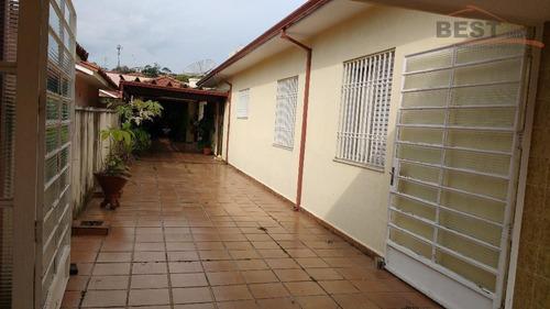 casa residencial à venda, vila ipojuca, são paulo. - ca0731