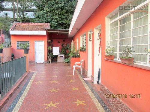 casa residencial à venda, vila ipojuca, são paulo. - ca0736