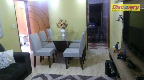 casa residencial à venda, vila itapoan, guarulhos. - ca0285