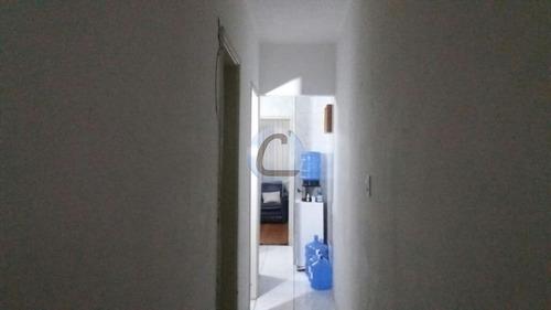 casa residencial à venda, vila jerusalém, são bernardo do campo. - ca0257