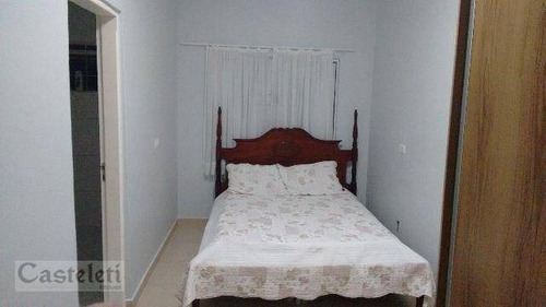 casa residencial à venda, vila joão jorge, campinas. - ca1587
