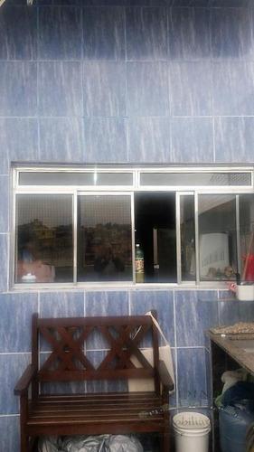 casa residencial à venda, vila joão montesano, itapecerica da serra. - ca0086