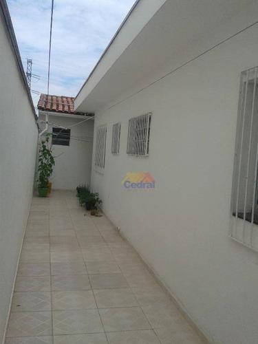 casa residencial à venda, vila lavínia, mogi das cruzes - ca0195. - ca0195