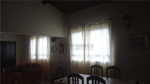 casa residencial à venda, vila leis, itu. - ca3747