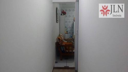 casa residencial à venda, vila leopoldina, itanhaém. - ca0294