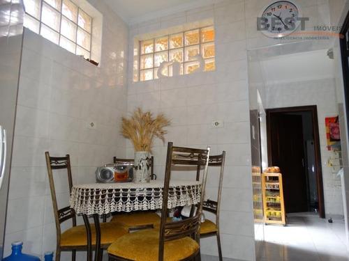 casa residencial à venda, vila leopoldina, são paulo. - ca0685