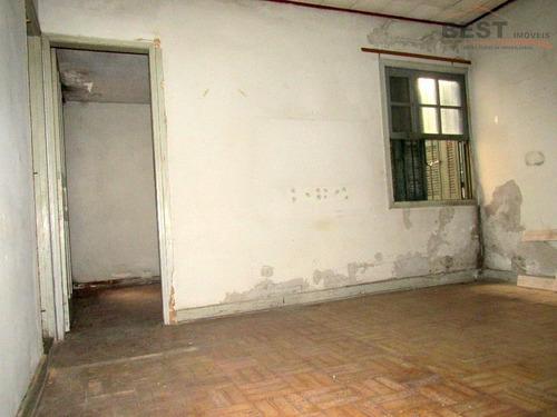 casa residencial à venda, vila leopoldina, são paulo. - ca0967