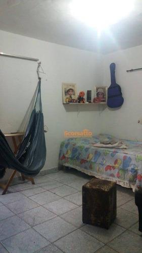 casa residencial à venda, vila mafalda, taboão da serra. - ca1344