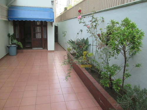 casa residencial à venda, vila mariana, são paulo. - ca0092