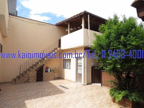 casa residencial à venda, vila maricy, guarulhos. - codigo: ca0056 - ca0056
