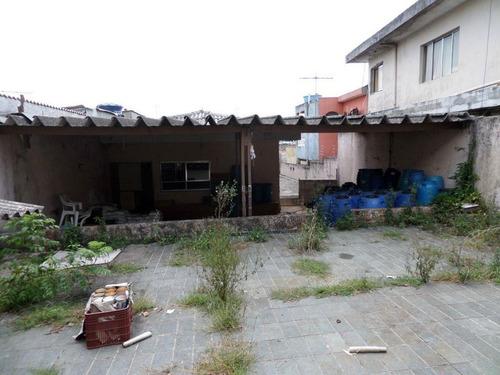 casa residencial à venda, vila marieta, são paulo. - ca0018