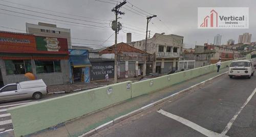 casa residencial à venda, vila matilde, são paulo - ca0468. - ca0468