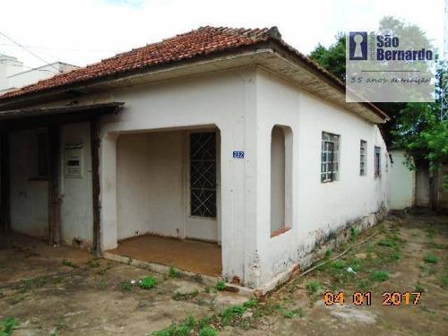 casa residencial à venda, vila medon, americana. - ca1108