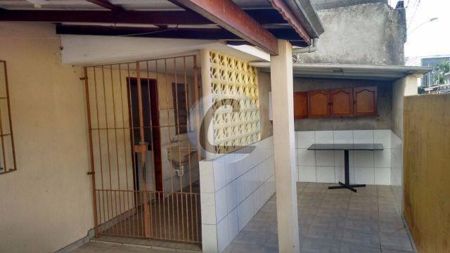 casa residencial à venda, vila metalúrgica, santo andré. - ca0261