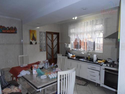 casa residencial à venda, vila metalúrgica, santo andré. - codigo: ca0008 - ca0008