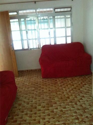 casa residencial à venda, vila mirim, praia grande. - ca0024
