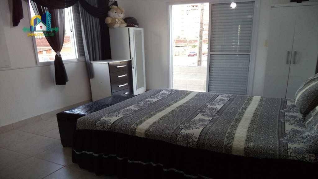 casa residencial à venda, vila mirim, praia grande. - ca0565