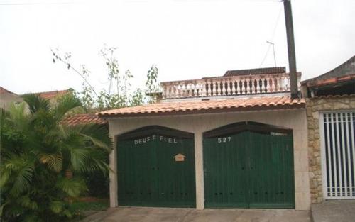 casa residencial à venda, vila mirim, praia grande - ca1964.