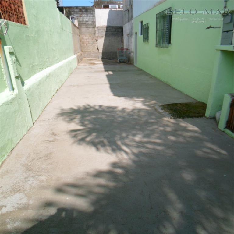 casa  residencial à venda, vila mirim, praia grande. - codigo: ca0016 - ca0016