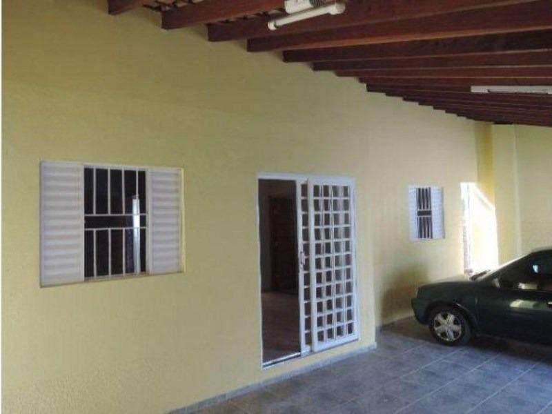 casa residencial à venda, vila monte alegre ii, paulínia - ca0436. - ca0436 - 33596464