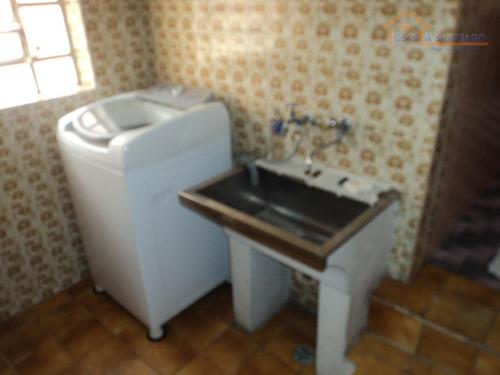 casa residencial à venda, vila natália, são paulo - ca0106. - ca0106