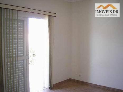 casa residencial à venda, vila nogueira, campinas. - ca0165