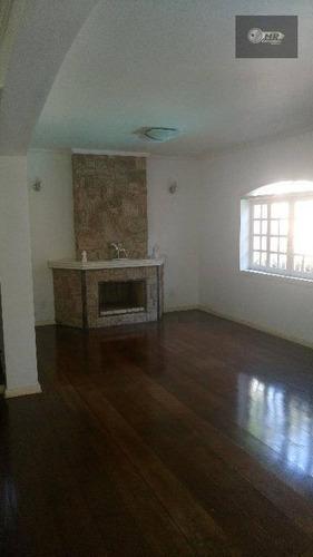 casa residencial à venda, vila nogueira, campinas. - ca0280