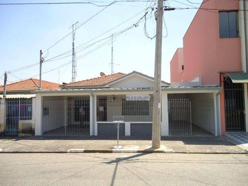casa residencial à venda, vila nova, itu. - ca3440