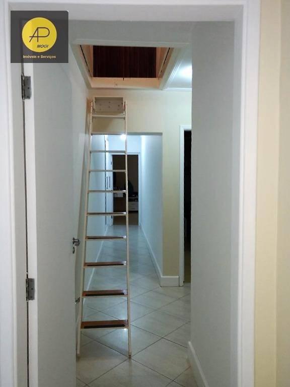casa residencial à venda, vila oliveira, mogi das cruzes. - ca0053
