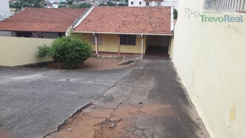 casa residencial à venda, vila olivo, valinhos. - ca1148